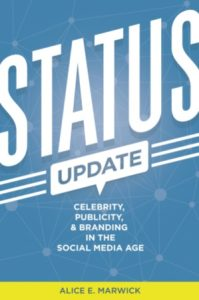 Cover of Status Update by Alice Marwick